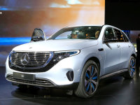 奔驰EQC将上海车展国内亮相 年底国产