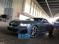 上海车展探馆:全新宝马8系Coupe版曝光