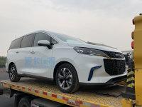上海车展探馆:上汽大通EG50实车抢先看