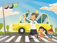 六一儿童节 你更该关心的儿童交通安全