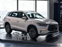 宋Pro燃油版预售12-15万元 将年中上市
