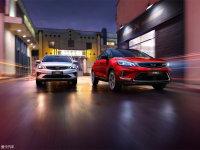 新款帝豪GS将6月上市 悬挂新标/2种风格