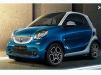 smart fortwo新增车型上市 售13.38万元
