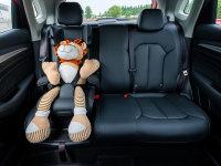 隐形的守护者 荣威RX3儿童安全座椅解析