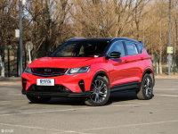 吉利缤越MHEV车型正式上市 售12.98万元