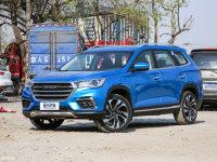 捷途X90国六版车型上市 售9.89-12.99万