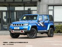 新款北京BJ40家族上市 售16.49万元起