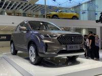 奔腾全新小型SUV―T33首发 搭1.6L动力