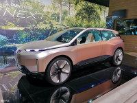 宝马iNEXT将推多款车型 2021年正式亮相