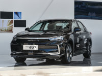 北汽新能源成都车展阵容 EU7将正式亮相
