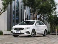 2020款博瑞GE实拍 中国品牌中级车标杆