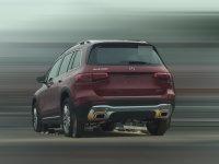 奔驰AMG GLB 35消息 法兰克福车展首发