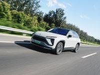 爱卡新能源评测 蔚来ES6燃油车挑战者?