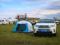 开心去平安回 爱卡火山草原狂欢节游记