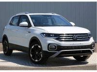 一汽-大众小型SUV申报图 或定名TACQUA