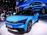 广汽新能源Aion LX开启预售 25万元起