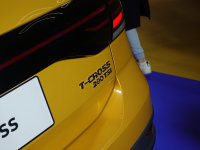 大众T-Cross Coupe 或将于2020年底推出