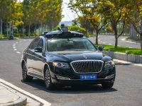 基本功扎实 体验中智行自动驾驶测试车