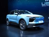成都车展 爱驰首款中型SUV―U5公布预售