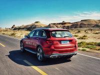 驾享新款奔驰GLC L 行摄北疆最美地貌