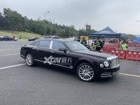 成都车展探馆:宾利慕尚限量版实车曝光