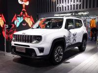 2019成都车展:新款Jeep自由侠1.3T上市