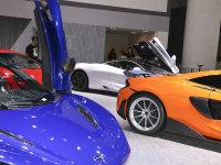 成都车展:这些百万级跑车都配什么胎?