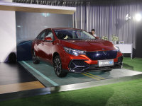 东风启辰D60 EV上市 补贴后售13.78万起