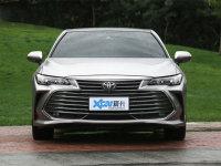 一汽丰田亚洲龙2.0L上市 售19.98万元起