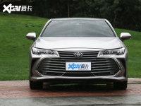 一汽丰田亚洲龙2.0L今日上市 降低门槛