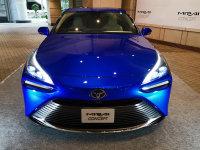 第二代Mirai概念车等 丰田多款新车发布