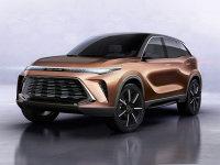 未来感十足 看着就想买 北汽BEIJING耀概念车亮相