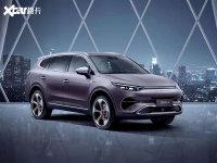 腾势X于广州车展上市 定位7座中型SUV