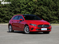 奔驰A级两厢版新增一款车型 售31.28万