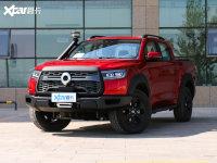 广州车展:长城炮越野版正式开启预售