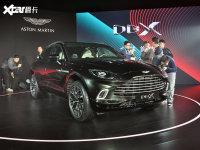 阿斯顿・马丁DBX全球首发 家族首款SUV