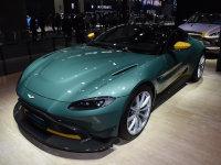 阿斯顿・马丁Vantage新车上市 售259.8万