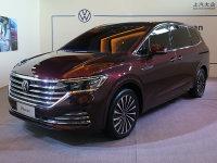 上汽大众Viloran广州车展首发 全新MPV