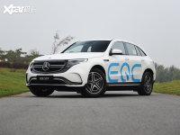 奔驰EQC今晚上市 续航450km/加速5.1s
