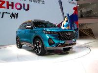 广州车展:奇瑞全新瑞虎7实拍静态评测