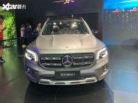 2019广州车展:北京奔驰GLB车型正式亮相