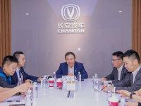 长安汽车副总裁叶沛:在竞争中创造机会