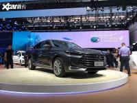 广汽传祺新款GA8广州车展首发 动力升级