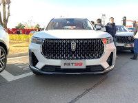 一汽奔腾T99正式上市 售14.99-18.99万