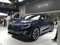 电力十足 广州车展重点新能源车型盘点