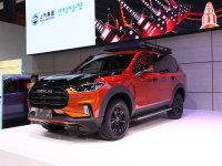 2019广州车展 上汽MAXUS D90柴油版发布