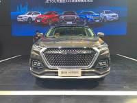 捷途X95广州车展开启预售 售10.19万起