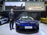 迈凯伦毕睿哲:提供最富有驾驶感的产品