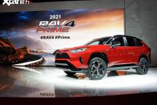 洛杉矶车展:丰田全新RAV4 Prime首发
