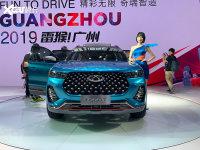 2019广州车展 奇瑞全新瑞虎7量产概念车